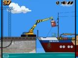 flash игра Shipping Yard