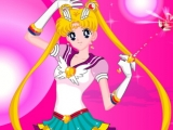 Sailor Moon Dress Up 2