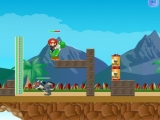 Mario in Ben 10 World