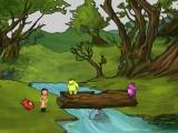 flash игра Anikas Odyssey land of the taniwha
