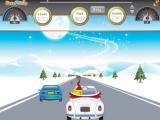Santa Car Race
