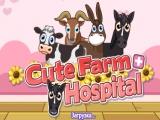 flash игра Cute Farm больницы