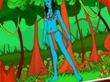 Avatar World Coloring
