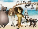 Madagascar - Find the Alphabets