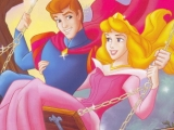 Princess Aurora Online Coloring Page