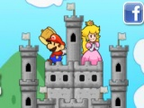 flash игра Mario Castle Defense