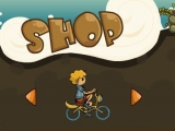 flash игра Bicycle Drag
