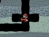 Mario in the sea world