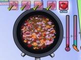 flash игра Love chef