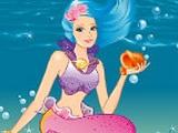 flash игра Водные красоты одеваются