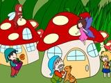Сохранение раскраски Fairyland