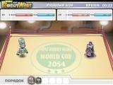 flash игра Mini Robot Wars