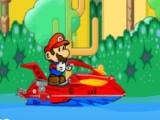 Super Mario джунглей Jet
