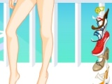 Одеваются девушки на море