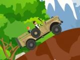 flash игра Ben 10 Jeep