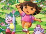 Flash игра для девочек Счастливые Дора 6 Разница Fun