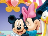 Mickey Mouse Hidden Object