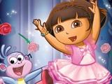 flash игра Dora Numbers Adventure