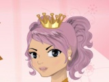 Princess Pink Dress Up