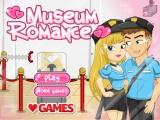 flash игра Museum Romance