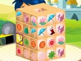 flash игра Mahjong knights quest