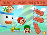Escape Mario War