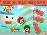 Escape Mario War