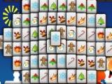 flash игра Christmas Mahjong
