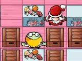 Flash игра для девочек Santa Bomber