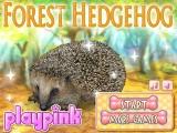 flash игра Forest Hedgehog