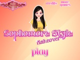 Sophomore Style Makeover