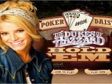flash игра Poker With Daisy