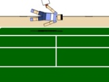 Rag doll tennis