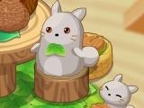 flash игра Totoro's Hut