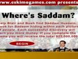 Where's Saddam?