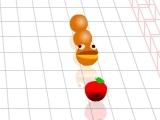 flash игра 3D Worm