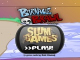flash игра Barnacle brawl