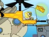 Sponge Bob flight