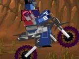 Transformers dead desert