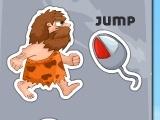 flash игра Jumping Caveman
