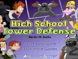 High school tower defense