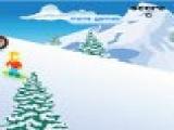Bart snowboarder
