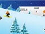 Pumpkin snowboard
