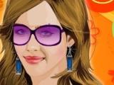 Jessica Alba makeover