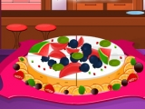 flash игра Cheesecake With Fruits
