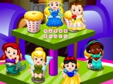 Disney Princess Cupcake