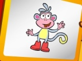 flash игра Dora match