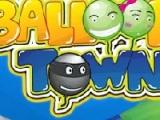 Balloon town