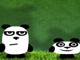 Three pands adventure