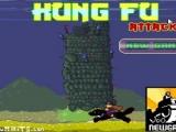 Kung fu attack
